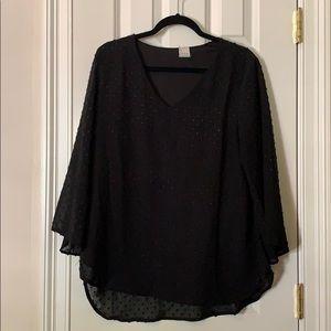 Stitch Fix Kaileigh blouse XL